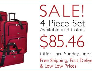 Pierre Cardin 4 Piece Set - $85.46‏